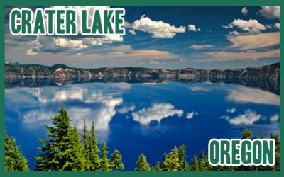 Crater Lake, Oregon – Whisked Away