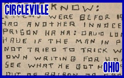 Circleville, OH – Dead Letters