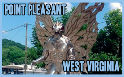Point Pleasant, WV – The Mothman