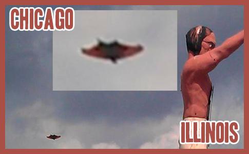 Chicago, Illinois – The Chicago Humanoid
