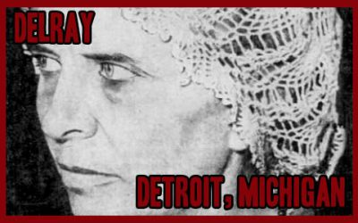 Detroit, MI – The Witch of Delray
