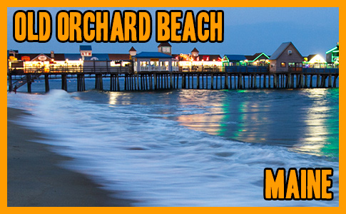 Matthew Cushing – Old Orchard Beach Maine