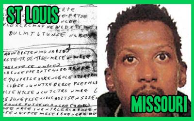 St Louis, Missouri – Ricky McCormick