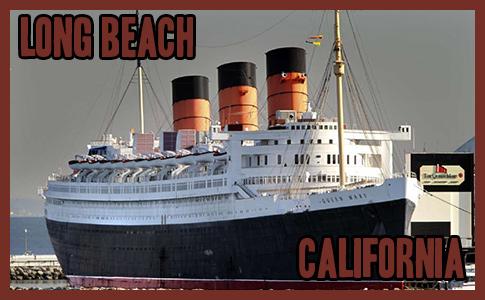 Long Beach, California – The Queen Mary